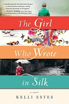 Check out this list of great historical fiction books to read, including Kelli Estes' The Girl Who Wrote in Silk. Filled with fresh book club ideas! Book Club Books, Book Lists, Books To Read, My Books, Book Cafe, Book Clubs, Historical Fiction Books, Literary Fiction, Thing 1