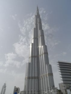 Burj Khalifa - on top pf the world..!!