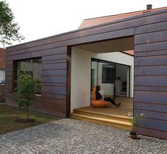 Haus + by Anne Menke and Winkens Architekten