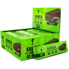 Arnold Series Muscle Bar | Arnold Schwarzenegger Series - Official Trade Sports Nutrition Distributor | Tropicana Wholesale