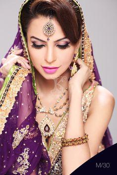 Nothing but the best for your big day! #wedding #style #bride #gorgeous #vibrant #elegant #blouse #jewelry #KeepsakesbyReem #bridaljewelry #designerjewelry Code: M/30 Buy it Now: https://www.facebook.com/KeepsakesReem (Send us a message)