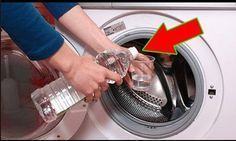 Cleaning Washing Machine To Sanitize It And Remove Smells And 5 Other Bathroom Cleaning Tips – Easy Recipes