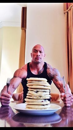 Evening Eye Candy: Pain And Gain Actor And Super Fine Wrestling Star Dwayne The Rock Johnson