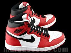 'Chicago' Air Jordan 1s with Nike Air Coming Back Soon
