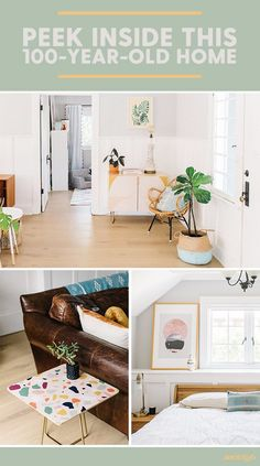 Musician, author and mom Lisa Gungor's house is a Craftsman from and was the first built in Los Angeles' Highland Park neighborhood. Here's how she made it a home. Decor, Traditional Decor, Interior, Green Rooms, Floor Pillows, Beautiful Homes, Home Decor, Old Houses, Missing Home