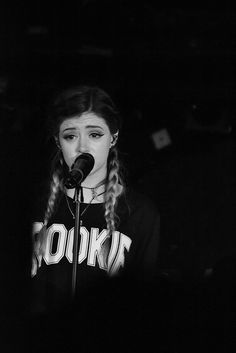 Chrissy Costanza Against The Current Live Forever Tour The Middle East (Downstairs) Cambridge, MA 8/16/14 photo by StephaniSincere