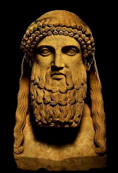 Mycenaean Zeus