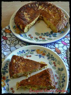 Bouquet Garni Recetas: Menú del día: Tortillas/ Vegetable Omelettes.