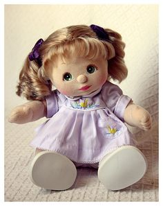 Vintage toys - My Child    Camille
