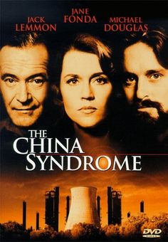 """""""The China Syndrome"""" (1979). A reporter finds what appears to be a cover-up of safety hazards at a nuclear power plant. This is a great thriller, with Jane Fonda and Jack Lemmon."""