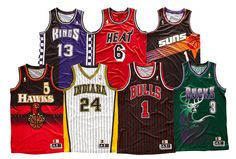 e8d67fc25 adidas Rolls Out Hardwood Classics NBA Uniforms
