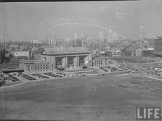 Old Photos:1938 Union Station