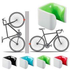 MTB Road Bike Wall Parking Buckl Bicycle Wheel Clamp