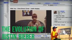 The Evolution Of Justin Bieber - 10 YEARS OF JUSTIN BIEBER