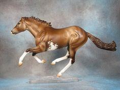 BreyerFest 2013 Live Auction: Dun Sabino Smarty Jones, designed by Gretchen Oneail