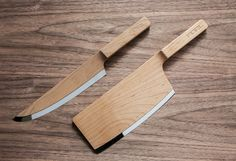fdrl wooden kitchen knives