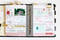 Memory Planner: June  by stephaniebryan at @studio_calico