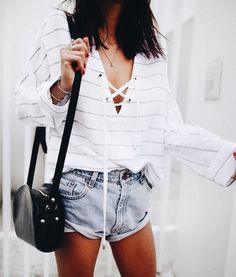 Casual Summer Outfits || Chic