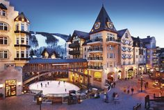 Vail. I so want to go there!
