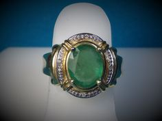 We Just added this to our store Catalog 14K Gold Emerald ... We think you need this as a gift for someone! http://bestwirejewelry.com/products/14k-gold-marquise-cut-emerald-ring-2?utm_campaign=social_autopilot&utm_source=pin&utm_medium=pin