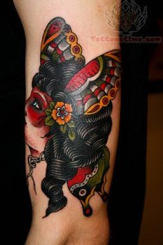 Love this....cover up option for my butterfly on my arm