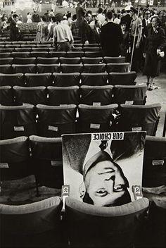 Phillips de Pury & Company: Photographs, ROBERT FRANK, Chicago Convention
