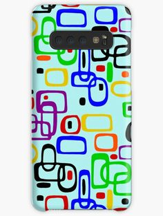'Pastel colors oldie, retro geometric pattern' Case/Skin for Samsung Galaxy by cool-shirts Used Iphone, Iphone Cases, Samsung Galaxy Cases, Tech Gadgets, Sell Your Art, Pastel Colors, Cool Shirts, Finding Yourself, Pastel Pattern