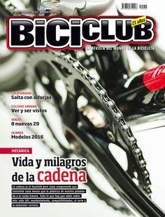 Revista Biciclub Nº 255 – Marzo 2016