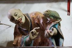polymer clay figures | Polymer clay can be used for all manner of lifelike sculpture. With ...