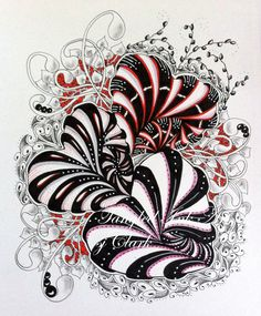 Tangled Ink Art: MY GALLERY