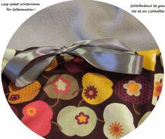 Stoffpakete - Stoffpaket♥Loop♥DIY Apfel-multi winterwarm - ein Designerstück von kreawusel-aufgehuebscht bei DaWanda