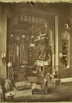 Moorish influence in Victorian design