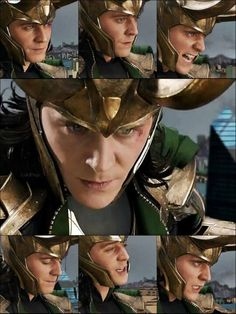 """Tom is an amazing actor, absolutely phenomenal. I will still call a picture of this character """"Loki"""" and a picture of him """"Tom"""" as if they are entirely separate."""