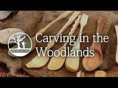 The Simple Art of Spoon Carving - YouTube