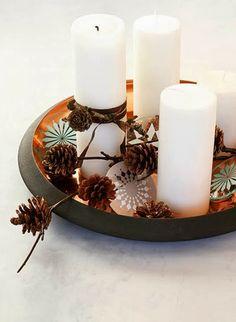 Decoración navideña #housedoctor #estilonordico