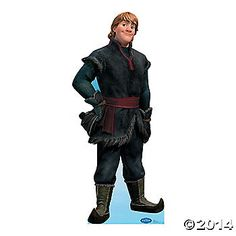 Kids will love to see this Disney Frozen Kristoff Standup at the party! Includes 1 cardboard standup that measures Some adult assembly required. Standard ground shipping only. A street address is Frozen Disney, Princesa Disney Frozen, Kristoff Frozen, Disney Wiki, Walt Disney, Disney Nerd, Disney Bound, Disney Cruise, Disney Magic