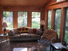 4 Season Porch Addition | Room Additions - Our Specialty | S.F. Pauli Builders, Inc.