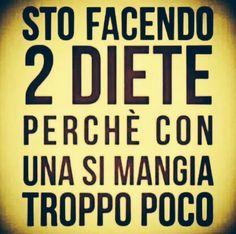 Anzi 3 Diete !!!
