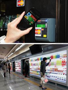 Mobile buying – revolutionizing the way people buy – and making it far too easy for me! Google is leading the way with Google wallet