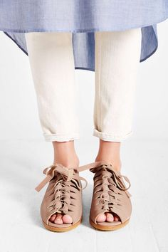 cute lace up shoes for spring