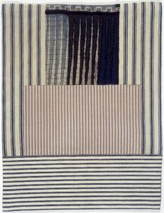 Louise Bourgeois, 2005 Fabric and beads 45.7 x 34.9 cm / 18 x 13 3/4 in