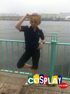 Syo Kurusu Cosplay from Uta no Prince-sama in Comicket Summer 2014 JP