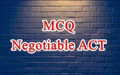 Basic Electrical Engineering, Negotiable Instruments, Question And Answer, This Or That Questions, Online Mock Test, Harappan, Indus Valley Civilization, Water Management, Acting