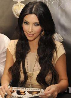 KiM KARDASHiAN Make up.... Flawless always