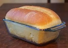"""Tupperware Bread - This """"No Knead"""" bread can be made into loaves or rolls."""