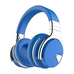 9aeefeba784 COWIN E7 Active Noise Cancelling Bluetooth Headphones wit... https://www