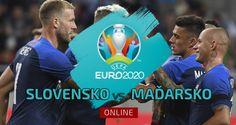 ONLINE: Slovensko – Maďarsko (kvalifikácia na ME Sledujte naživo! Baseball Cards, Sports, Hs Sports, Sport