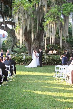 wedding under a willow tree <3 Grandmother Willow brought Pochahontas and John Smith together...