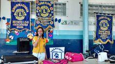Jornal Sobral: Visita da Governadora do Distrito LD-8 Irma Gross ...
