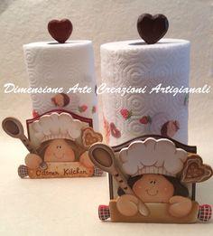 Idea regalo: PORTA SCOTTEX personalizzato dipinto a mano.... info@dimensione-arte.it www.dimensione-arte.it